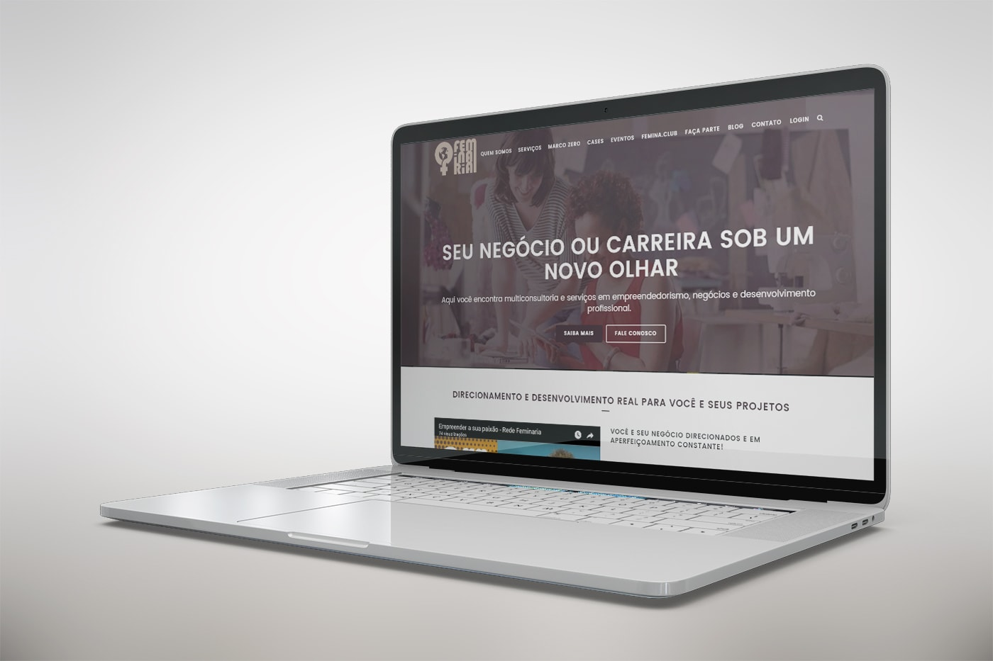 Criação de Sites Wordpress
